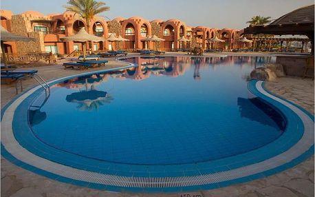 Egypt - Marsa Alam na 8 až 22 dní, all inclusive s dopravou letecky z Prahy nebo Ostravy přímo na pláži