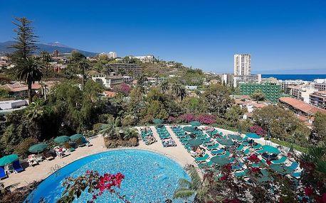 Kanárské ostrovy - Tenerife na 8 až 12 dní, snídaně s dopravou kraków nebo letecky 500 m od pláže