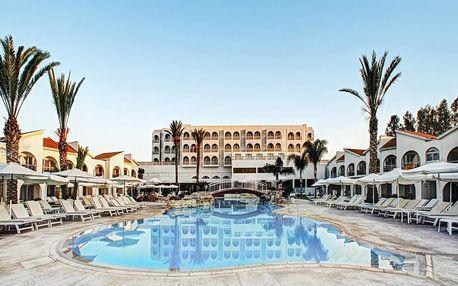 Kypr - Larnaca na 9 dní, all inclusive s dopravou letecky z Prahy přímo na pláži