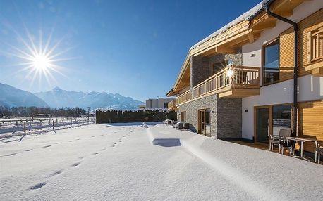 Rakousko - Kaprun / Zell am See na 3 až 7 dní, bez stravy s dopravou vlastní
