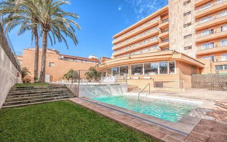 Španělsko - Mallorca na 8 dní, all inclusive nebo polopenze s dopravou letecky z Prahy 400 m od pláže