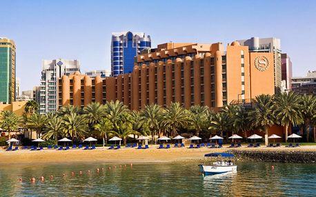 Spojené arabské emiráty - Abu Dhabi na 5 až 8 dní, polopenze nebo snídaně s dopravou letecky z Prahy přímo na pláži