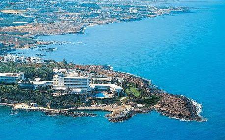 Kypr - Kissonerga na 9 dní, all inclusive nebo polopenze s dopravou letecky z Prahy přímo na pláži