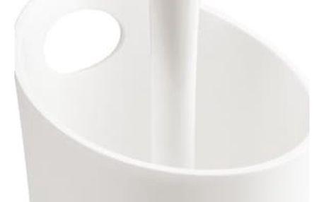Koziol WC set Sense, bílá