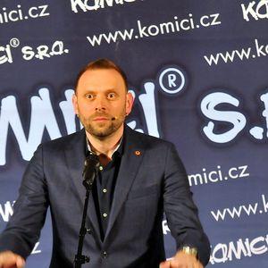 Vstupenka na one man show komika Miloše Knora