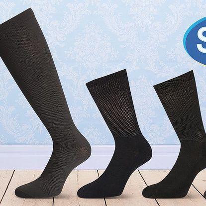 Zdravotní ponožky SCHOLL: kompresní a Comfort