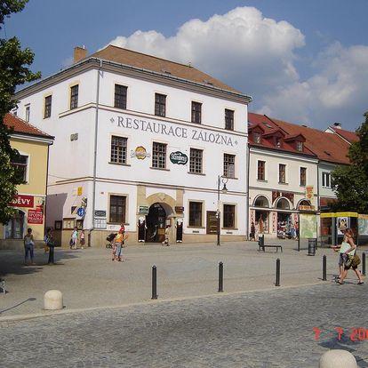 Jižní Morava: Hotel Záložna