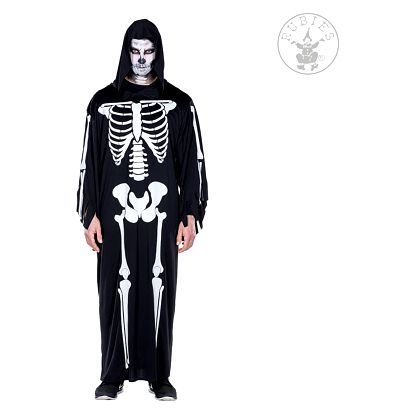 Skelettrobe - pánský kostým