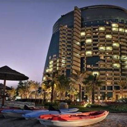 Spojené arabské emiráty - Abu Dhabi na 4 až 5 dní, snídaně nebo bez stravy s dopravou letecky z Prahy přímo na pláži