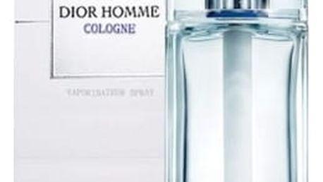 Christian Dior Dior Homme Cologne 2013 125 ml kolínská voda poškozená krabička pro muže