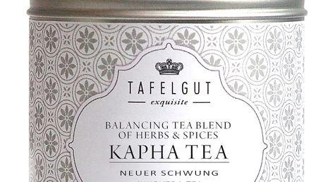 TAFELGUT Povzbuzující bylinný čaj Kapha - 100 gr, zelená barva