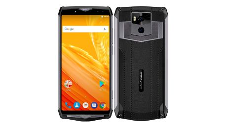 Mobilní telefon UleFone Power 5 Dual SIM černý + dárek (ULE000011)