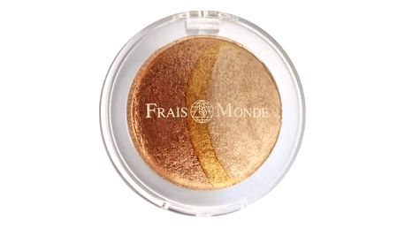Frais Monde Thermal Mineralize Trio 2,2 g oční stín pro ženy 2