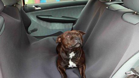 Autodeka na zadní sedadla a ochrana čelního skla