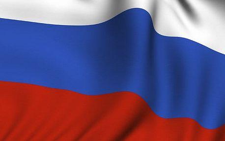 Podzimní kurz ruštiny pro úplné začátečníky 1×týdně 90 minut (pondělí 7.00-8.30, 15.10.-17.12.2018)