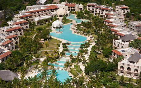 Swahili Beach Resort - Keňa, Jižní pobřeží