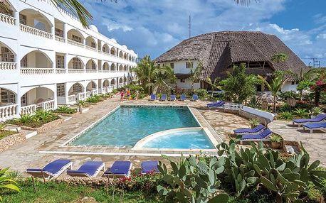 Jacaranda Beach Resort - Keňa, Severní pobřeží