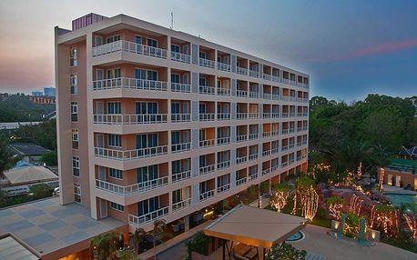 Thajsko - Pattaya na 10 až 14 dní, polopenze nebo snídaně s dopravou letecky z Prahy 250 m od pláže