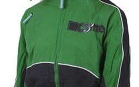 Zelená bunda vel. 146