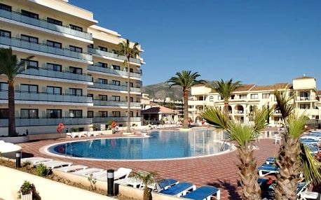 Španělsko - Costa Del Sol na 6 až 8 dní, all inclusive, plná penze nebo polopenze s dopravou letecky z Vídně nebo Prahy přímo na pláži