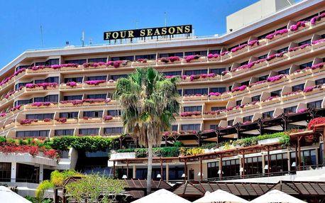 Kypr - Limassol na 8 až 9 dní, plná penze, polopenze nebo snídaně s dopravou letecky z Prahy přímo na pláži