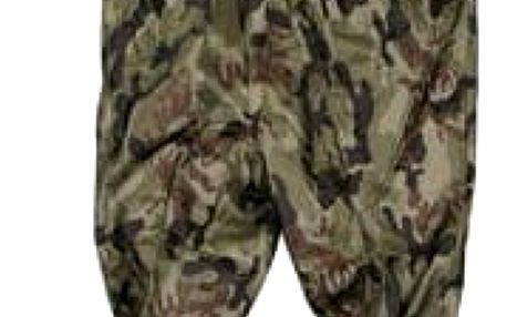 Brodící kalhoty tmavý maskáč 45