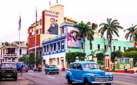 Krásy Kuby - Havana + Varadero - akce senior 50+