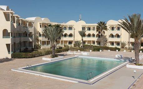 Tunisko - Djerba na 8 dní, all inclusive s dopravou letecky z Prahy 200 m od pláže