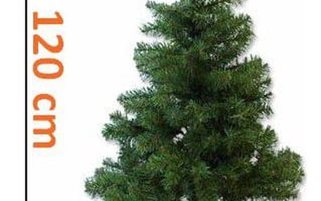 Nexos 1104 Umělý vánoční strom - tmavě zelený, 1,20 m