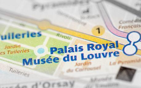 Záhada z Louvru: úniková hra pro dvojici i partu