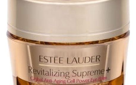 Estée Lauder Revitalizing Supreme+ Global Anti-Aging Cell Eye Balm 15 ml oční krém pro ženy