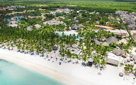 Dominikánská republika - Bayahibe na 8 až 9 dní, all inclusive s dopravou letecky z Prahy přímo na pláži