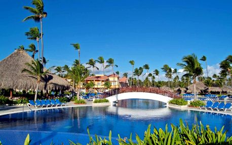 Dominikánská republika - Punta Cana na 8 až 9 dní, all inclusive s dopravou letecky z Prahy 800 m od pláže
