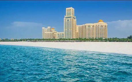 Spojené arabské emiráty - Ras Al Khaimah na 5 dní, polopenze nebo snídaně s dopravou letecky z Prahy přímo na pláži