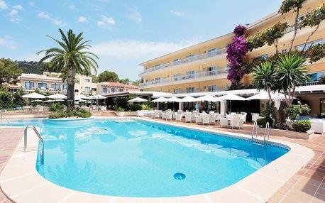 Španělsko - Majorca na 8 dní, polopenze nebo snídaně s dopravou letecky z Prahy 200 m od pláže