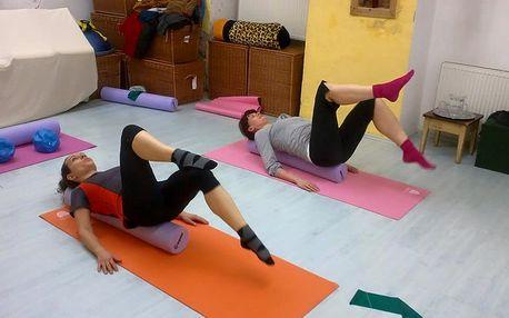 Pilates: skupinové či individuální lekce s trenérkou v Praze