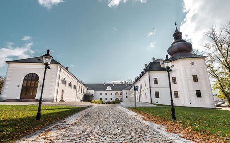 Výjimečný podzim a zima ve slovenském Château Appony s wellness