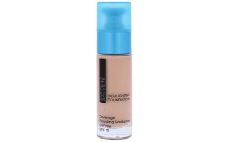 Gabriella Salvete Highlighting Foundation SPF15 30 ml makeup pro ženy 100 Ivory