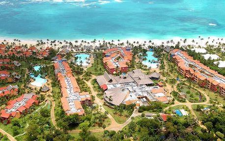 Dominikánská republika - Punta Cana na 8 dní, all inclusive s dopravou letecky z Prahy přímo na pláži