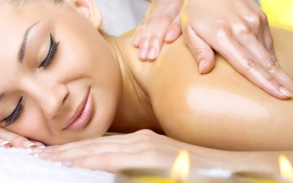 60–120 minut relaxační olejové masáže
