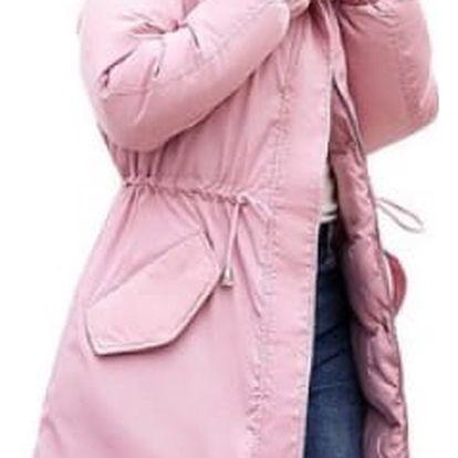 Dámský dlouhý kabát Camille - 10 barev