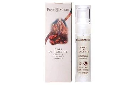 Frais Monde Cassis And White Musk 30 ml toaletní voda pro ženy