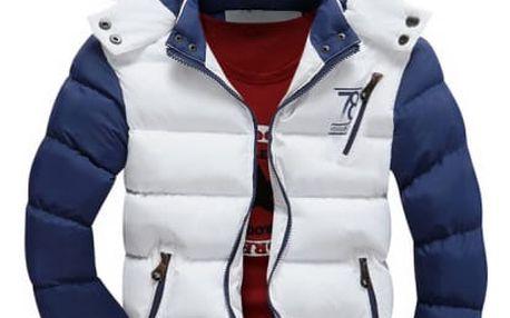 Pánská prošívaná zimní bunda - 5 barev