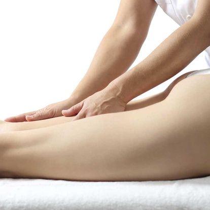 Anticelulitidní masáž a zázvorový zábal v Praze