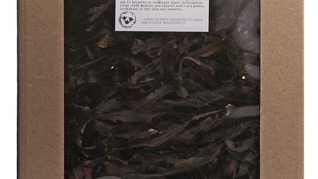 L:A BRUKET Sušená mořská řasa 350 gr, hnědá barva