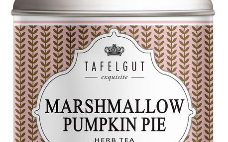 TAFELGUT Bylinný čaj Marshmallow Pumpkin Pie - 100gr, růžová barva, měděná barva, kov
