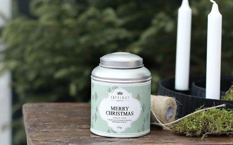 TAFELGUT Ovocný čaj Merry Christmas - 150gr, zelená barva, kov