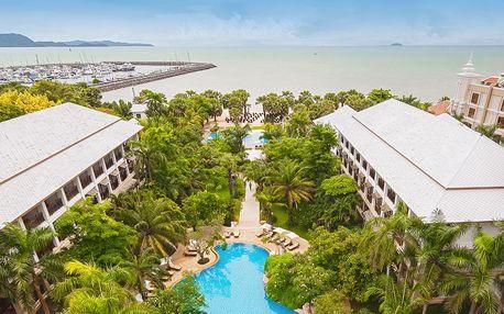 Ravindra Beach Resort & Spa - Thajsko, Pattaya