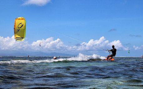 Kitesurfing - kurz pro začátečníky