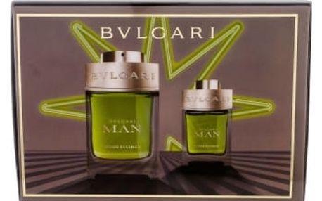 Bvlgari MAN Wood Essence dárková kazeta pro muže parfémovaná voda 100 ml + parfémovaná voda 15 ml